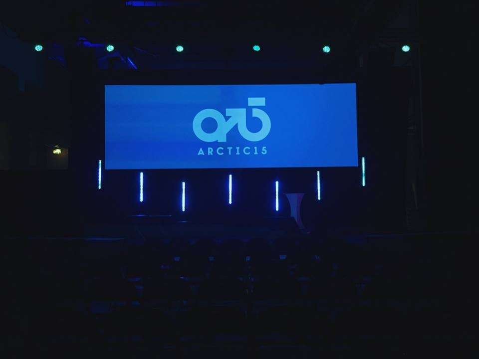 Finland's hot startup scene crackles at Arctic 15