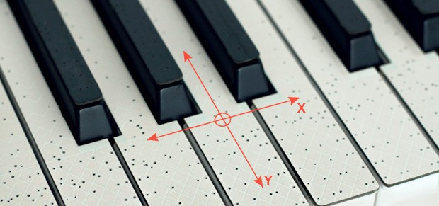 TouchKeys Combines Multi-Touch And Keyboards For Musical Magic