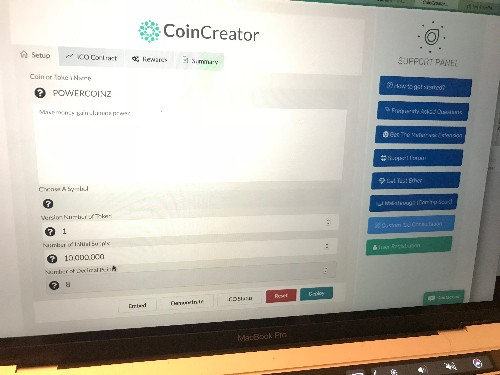Build your own token sale with CoinLaunch's CoinCreator