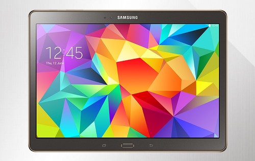 Samsung Aims To Reinvigorate Its Tablet Line With The New Galaxy Tab S