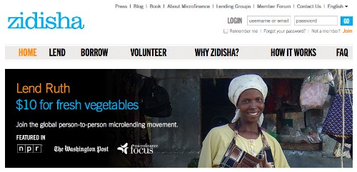 Zidisha Launches A Kickstarter-Style Micro-Lending Platform For Low-Income Entrepreneurs In Developing Countries
