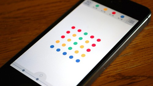 Two Dots, The Sequel To Betaworks' Dots, Is A Beautiful Monster