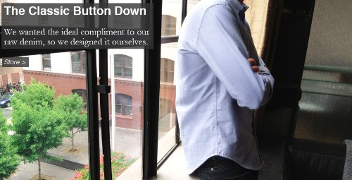 Crowdfunded Men's Denim Startup Gustin Now Does Button-Down Shirts, Too
