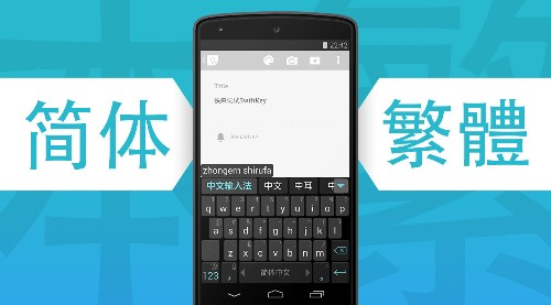 SwiftKey Eyes The Far East With Beta Launch Of Chinese On Android