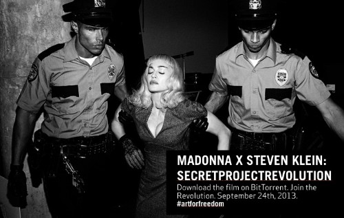 BitTorrent Goes For The Mainstream With Madonna As Centerpiece Of Its Latest Bundle