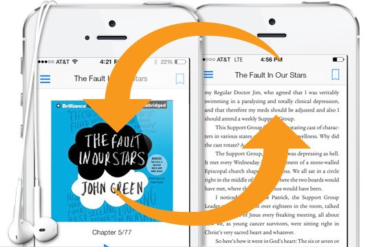 Amazon Adds Audible Integration To iOS And Android Kindle Apps For Easy Listening