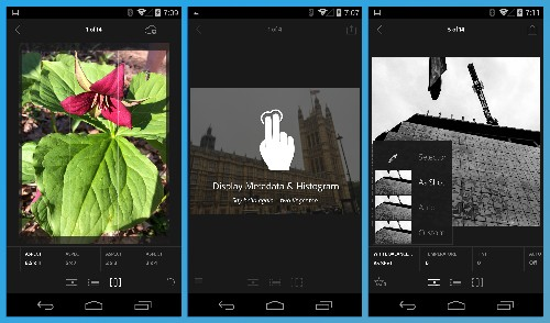 Adobe's Lightroom Mobile Arrives On Android