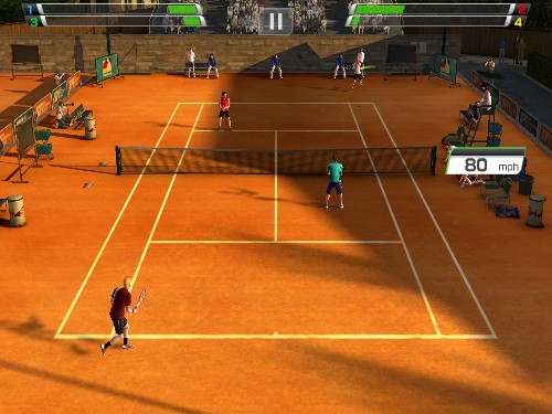 Sega adds Virtua Tennis Challenge to its free mobile game lineup