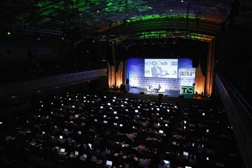 The Disrupt NY Early Bird Ticket Special Ends Today