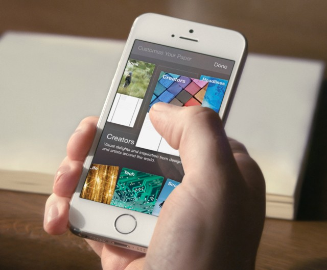 How To Get Facebook Paper If You're Outside The US