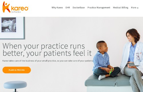 Medical Office Software Maker Kareo Raises $55M