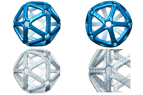 This algorithm could make DNA origami as simple as 3D printing