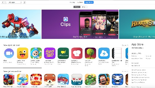 Apple Clips scored up to 1 million downloads in its first 4 days