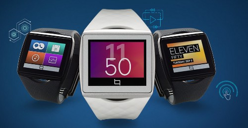 Qualcomm Jumps Into The Smartwatch Fight With The $350 Toq Smartwatch