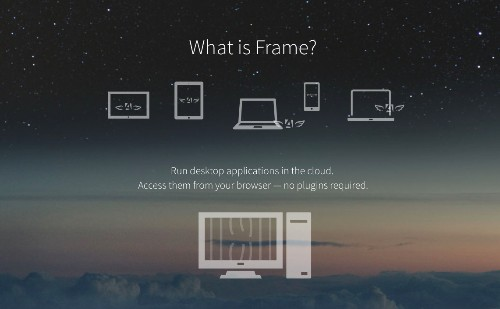 Cloud-Based App Launcher Frame Lands $10 Million In Series A Funding