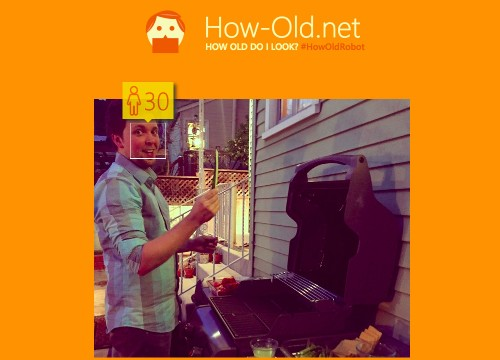 How Old Do You Look? Microsoft Built A Robot That Tries To Guess Your Age