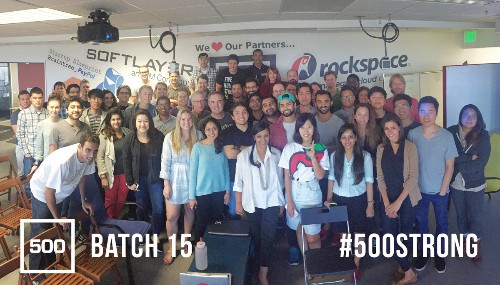 500 Startups Introduces Batch 15: Under-Sea Drones, Puppy Treats, And On-Demand Snow Plowing