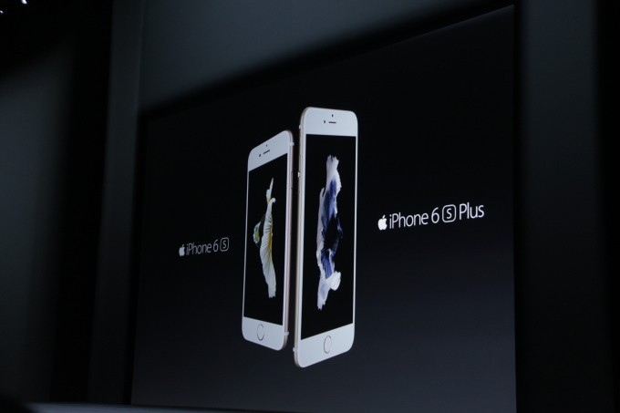 Apple Introduces The iPhone 6s And iPhone 6s Plus