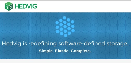 Hedvig Launches Its New Distributed Storage Platform Out Of Stealth, Secures $12M Funding