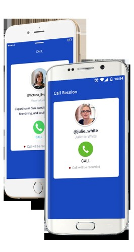 SpareMin helps you fill your extra time with spontaneous phone calls