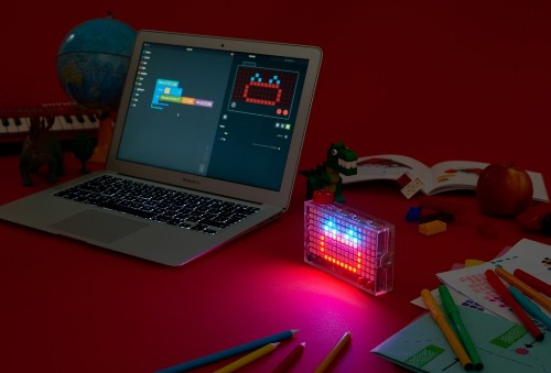 The Pixel Kit is Kano's latest product to get your kids psyched about coding