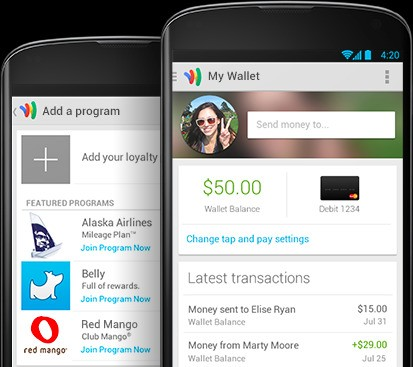 Google Wallet Takes On Apple's Passbook With Support For Loyalty Cards, Coupons, Offers & More