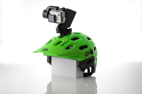 Meet Slick, A Motorized GoPro Stabilizer For Action Sports