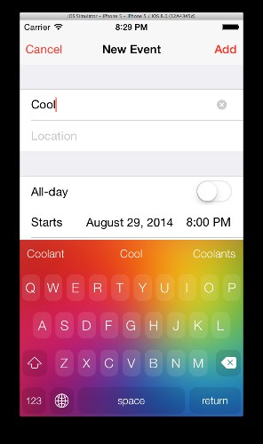 ThemeBoard Will Let Designers Share Custom Keyboards On iOS 8