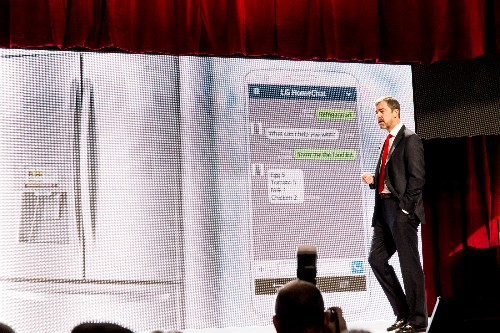 LG Teams Up With LINE To Let You Control Smart Appliances With Text Messages