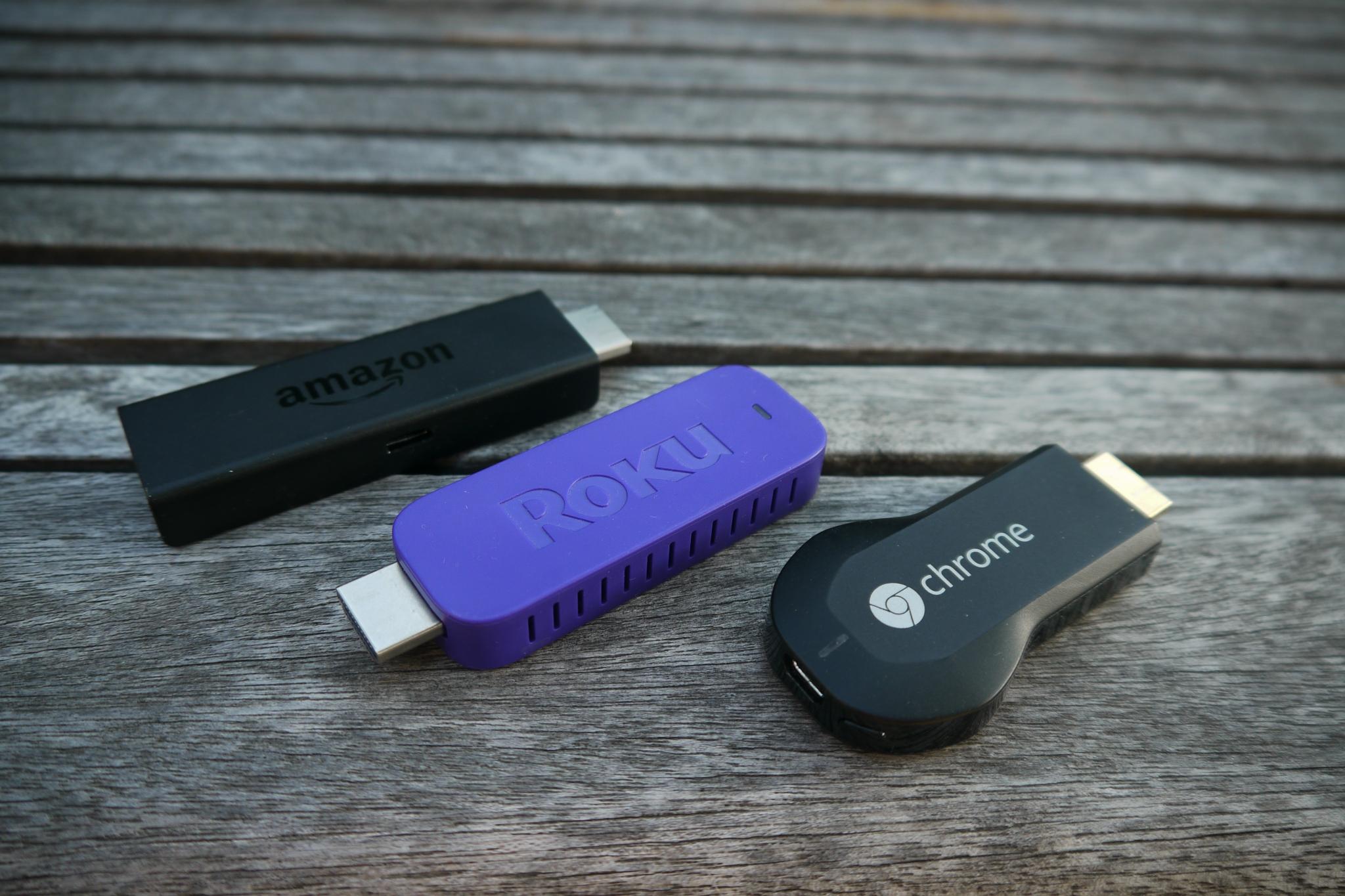 Chromecast vs Roku vs Fire TV: which streaming stick should you buy?