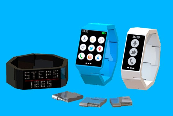 Inspired By Google's Project Ara, A U.K. Team Is Now Working On A Modular Smartwatch