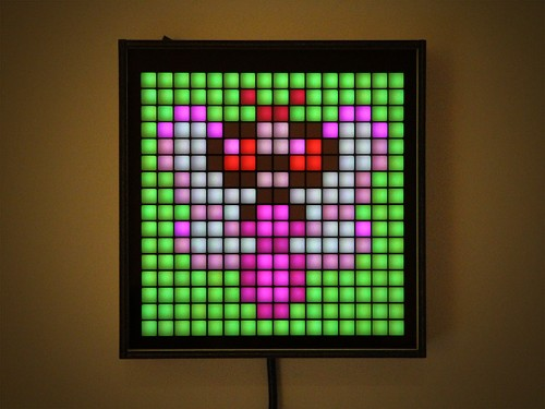 Game Frame Puts Pixel Art On Display In The Coolest Possible Way