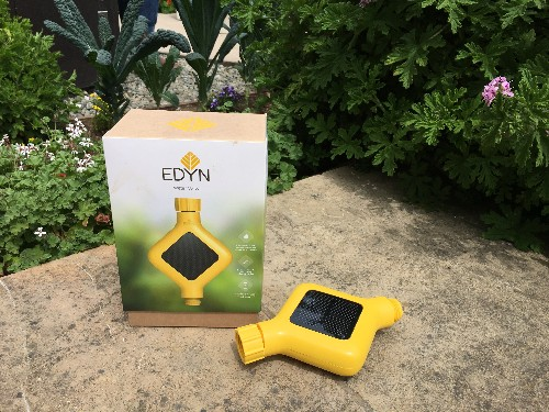 Edyn debuts smart water valve to put home gardens on autopilot
