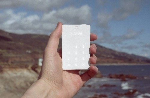 The Light Phone Is The Anti-Smartphone