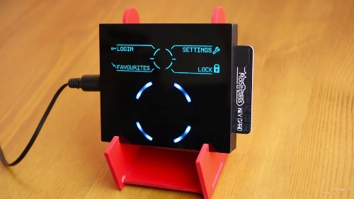 Mooltipass Is A PIN-Locked USB Box That Stores All Your Passwords Offline