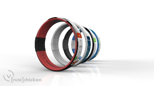 New iWatch Concept Video Envisions A Vertical, Notification-Based UI For An Apple Wearable