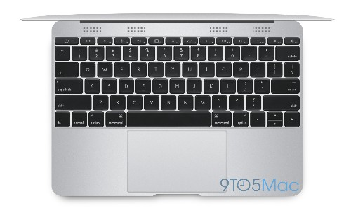 The Next MacBook Air Will Be A 12-Inch Beauty With An Edge-To-Edge Keyboard