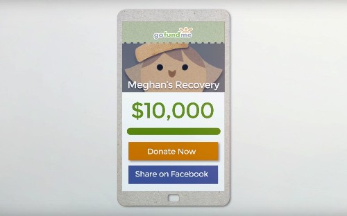 PayPal mulled buying GoFundMe