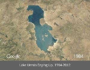 Google、この28年間の地球の変貌をショッキングなGIFアニメで公開―氷河、熱帯雨林、湖が消えていく