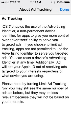 Apple's Latest Crackdown: Apps Pulling The Advertising Identifier, But Not Showing Ads, Are Being Rejected From App Store