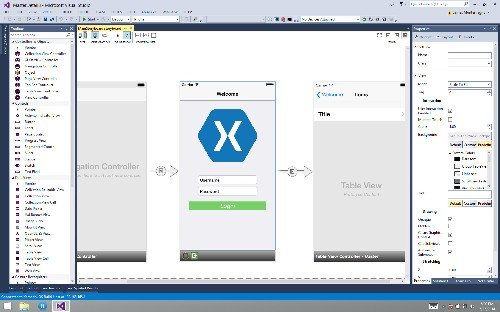 Xamarin 3 Launches With UI Design Tool For iOS Apps, Cross-Platform Interface API And More