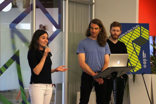 With Its First Startup Awards, Cornell Tech Turns Class Projects Into Companies