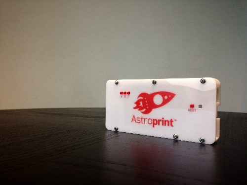 AstroPrint's Cloud Platform Lets You Manage 3D Printing From Anywhere
