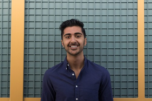 Twenty-Year-Old Shahed Khan Has More Connections Than You Do
