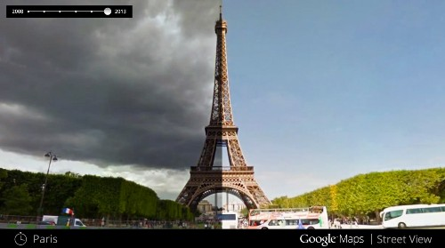 Oh, the places you can go with Google Street View