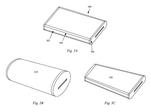 Apple Patents iPhone With Wraparound Display, Including Designs That Plug Together Voltron-Style
