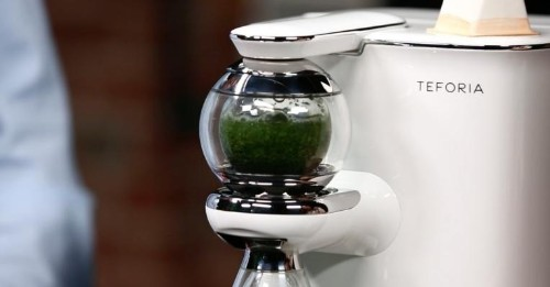 Tea Making Robot Teforia Brews Up $5.1 Million In Seed Funding