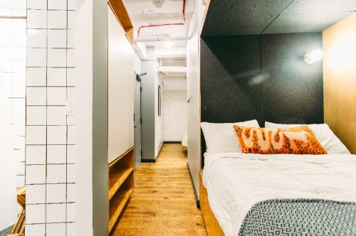 WeWork launches WeLive flexible rental apartments in NY and DC
