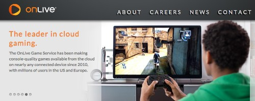 Sony Is Buying OnLive's 140 Cloud Gaming Patents And Other Tech, OnLive To Close April 30