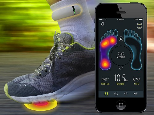 Sensoria Is A New Smart Sock That Coaches Runners In Real Time